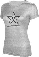 Ballroom Dancing ProSphere Womens TriBlend Tee (Online Only)
