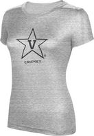 Cricket ProSphere Womens TriBlend Tee (Online Only)