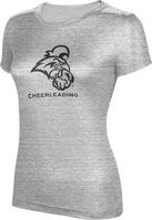Cheerleading ProSphere Womens TriBlend Tee