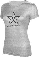 Cheerleading ProSphere Womens TriBlend Tee (Online Only)
