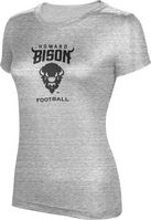 Football ProSphere Womens TriBlend Tee