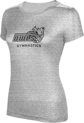 ProSphere Gymnastics Womens TriBlend Distressed Tee