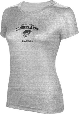 ProSphere Lacrosse Womens TriBlend Distressed Tee