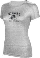 Rock Climbing ProSphere Womens TriBlend Tee