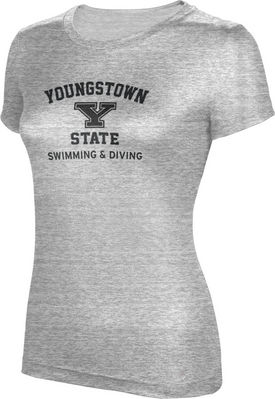 Swimming & Diving ProSphere Womens TriBlend Tee