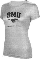 Swimming & Diving ProSphere Womens TriBlend Tee (Online Only)