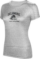 Trap Shooting ProSphere Womens TriBlend Tee