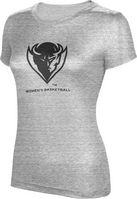 Womens Basketball ProSphere Womens TriBlend Tee