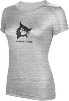 Womens Golf ProSphere Womens TriBlend Tee