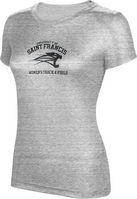 Womens Track & Field ProSphere Womens TriBlend Tee