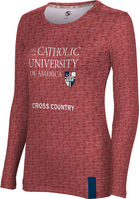 ProSphere Cross Country Womens Long Sleeve Tee