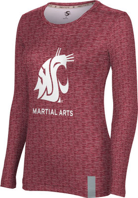 ProSphere Martial Arts Womens Long Sleeve Tee