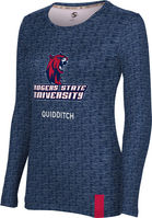 ProSphere Quidditch Womens Long Sleeve Tee