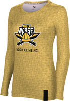 ProSphere Rock Climbing Womens Long Sleeve Tee