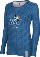 ProSphere Sailing Womens Long Sleeve Tee