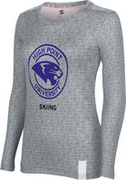 ProSphere Skiing Womens Long Sleeve Tee