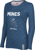 ProSphere Softball Womens Long Sleeve Tee
