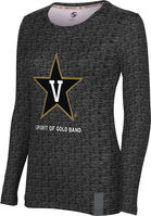 ProSphere Spirit of Gold Band Womens Long Sleeve Tee
