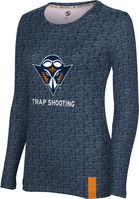 ProSphere Trap Shooting Womens Long Sleeve Tee