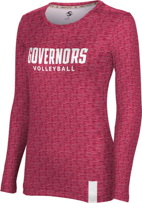 ProSphere Volleyball Womens Long Sleeve Tee