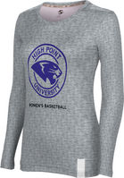 ProSphere Womens Basketball Womens Long Sleeve Tee