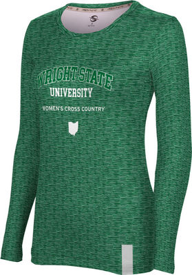 ProSphere Womens Cross Country Womens Long Sleeve Tee