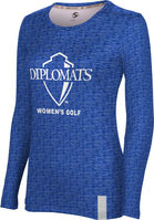 ProSphere Womens Golf Womens Long Sleeve Tee