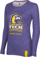 ProSphere Womens Soccer Womens Long Sleeve Tee