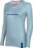 ProSphere Womens Swimming Womens Long Sleeve Tee