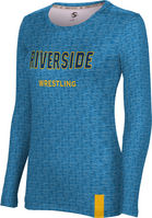 ProSphere Wrestling Womens Long Sleeve Tee