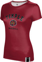 ProSphere Baseball Womens Short Sleeve Tee