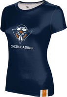 ProSphere Cheerleading Womens Short Sleeve Tee
