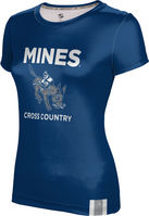 ProSphere Cross Country Womens Short Sleeve Tee