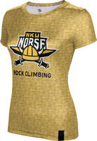 ProSphere Rock Climbing Womens Short Sleeve Tee