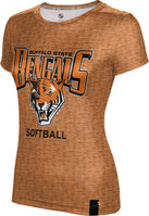 ProSphere Softball Womens Short Sleeve Tee