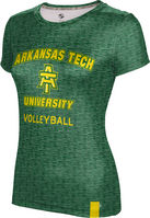 ProSphere Volleyball Womens Short Sleeve Tee