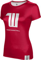 ProSphere Womens Basketball Womens Short Sleeve Tee