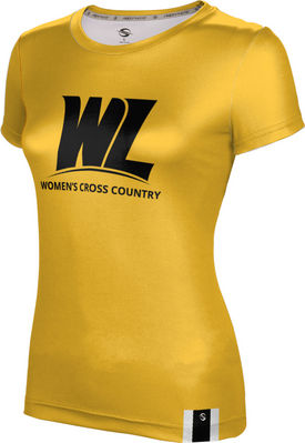 ProSphere Womens Cross Country Womens Short Sleeve Tee