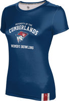 ProSphere Womens Bowling Womens Short Sleeve Tee