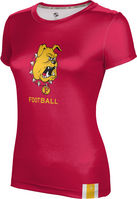 ProSphere Football Womens Short Sleeve Tee