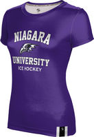 ProSphere Ice Hockey Womens Short Sleeve Tee