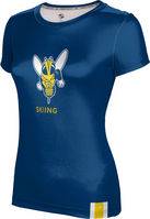 ProSphere Skiing Womens Short Sleeve Tee