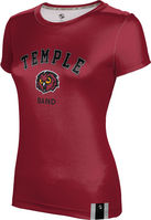 ProSphere Band Womens Short Sleeve Tee