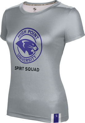 Prosphere Womens Sublimated Tee  Spirit Squad (Online Only)
