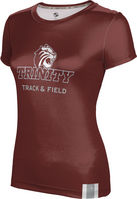 ProSphere Track & Field Womens Short Sleeve Tee