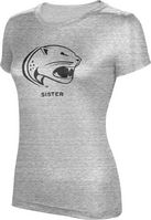 Sister ProSphere Womens TriBlend Tee (Online Only)