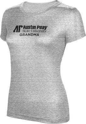 ProSphere Grandma Womens TriBlend Distressed Tee