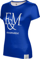ProSphere Grandparent Womens Short Sleeve Tee