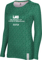 ProSphere Sister Womens Long Sleeve Tee