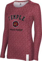 ProSphere Proud Parent Womens Long Sleeve Tee